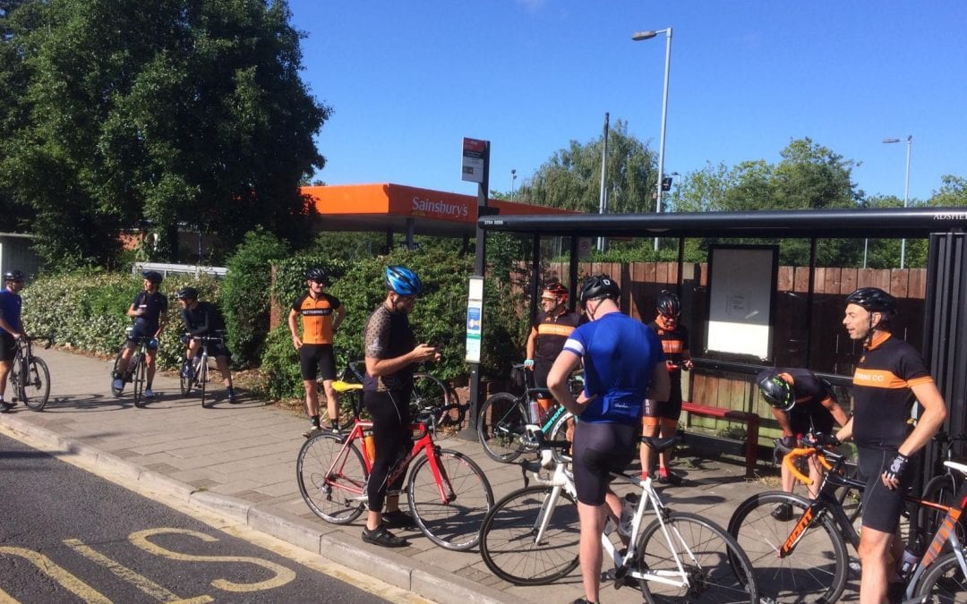 Sunday Social Ride 2nd August 2020