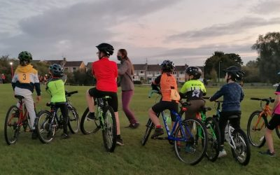 Young talent shines at the Cyclones Race Night