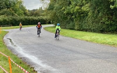 Cyclones makes their presence felt at Team MK Youth Races