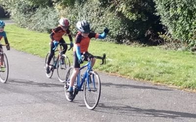Cyclones hat trick of wins in Team MK Youth Races
