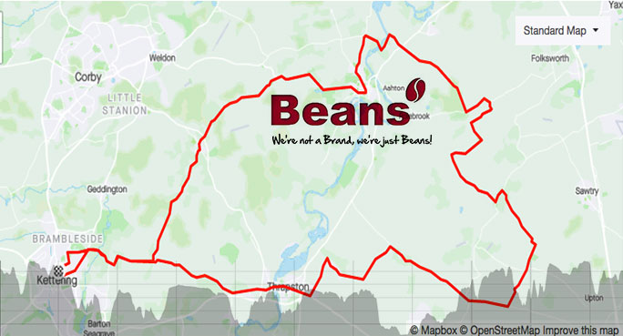 53mile out east to the Giddings and stop at Beans : training ride with Andy Parker