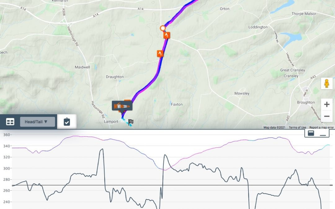 Race results: Lamport 10mTT 06-05-21