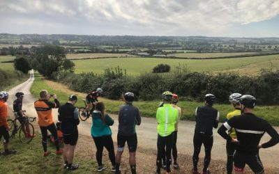 The Hill Climb – or 6 minutes of hell
